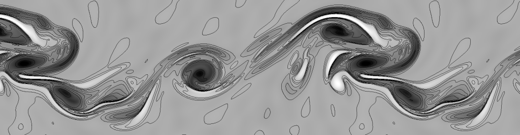 Kelvin-Helmholtz Instability